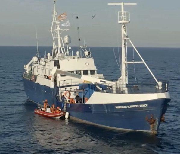 Private Seenotrettung im Mittelmeer – Vortrag & Benefizkonzert<br/>Sa, 29. Feb. 2020 – 20 Uhr